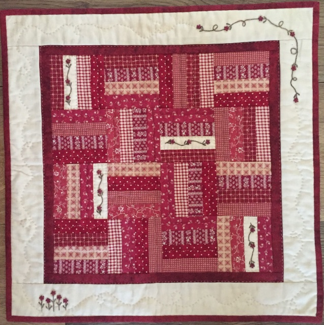 Patterns : red quilts - Adamdwight.com